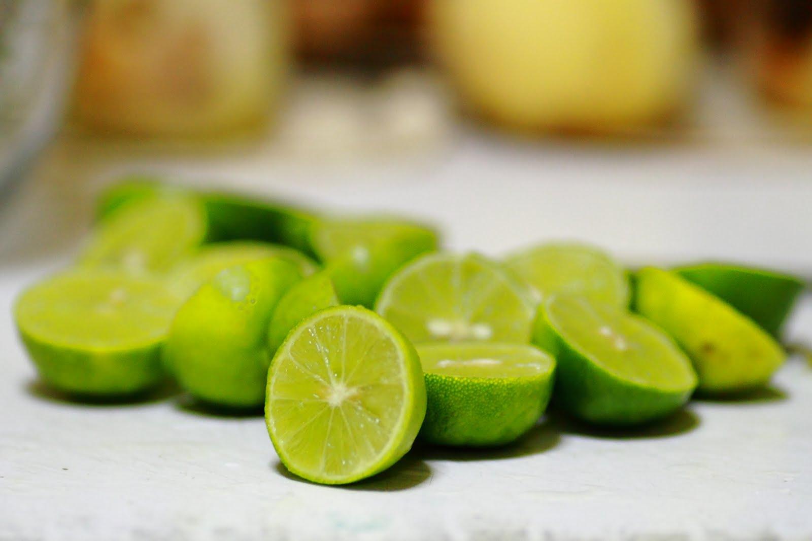 Sour Limes