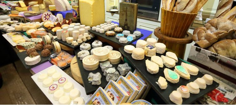 French Cheese Diplomacy