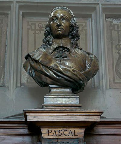 Bronze-bust-of-Blaise-Pascal-urban-flavours
